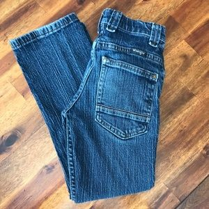 Wrangler Boys Denim Jeans, Size 8 Slim